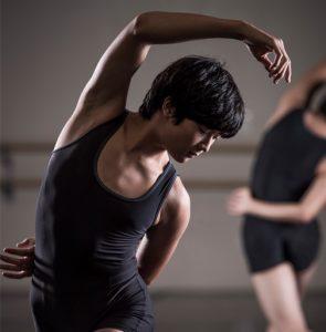 Summer Intensive Dancer