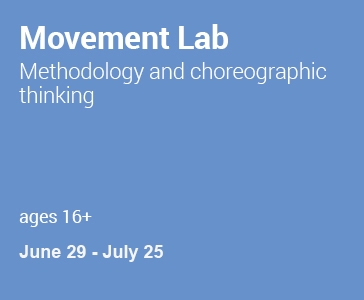 CCD Movement Lab